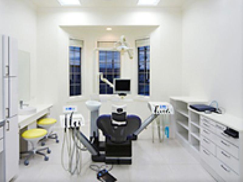 診察室は完全個室