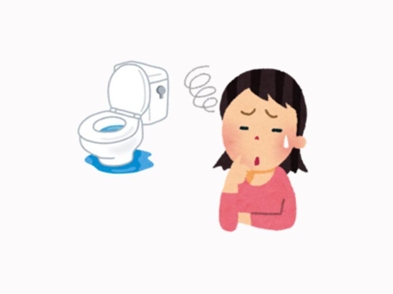 トイレの水漏れなど水回りのトラブル緊急対応します!