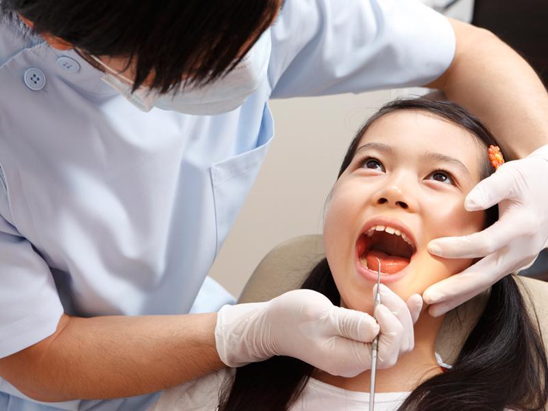 小児歯科としてもご利用頂いておりますのでご相談下さい