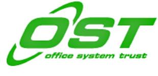 株式会社OST富山支店ロゴ