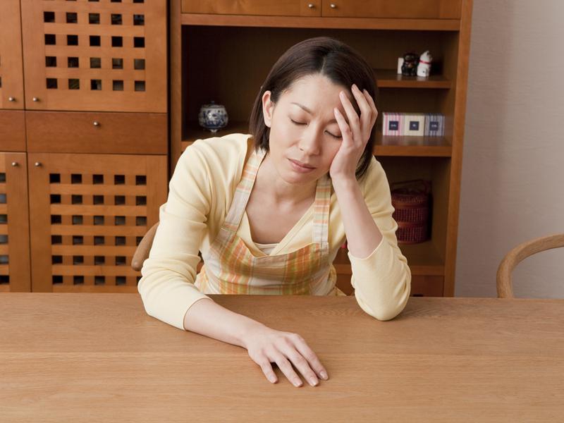 更年期、自律神経、倦怠感、頭痛などの不調