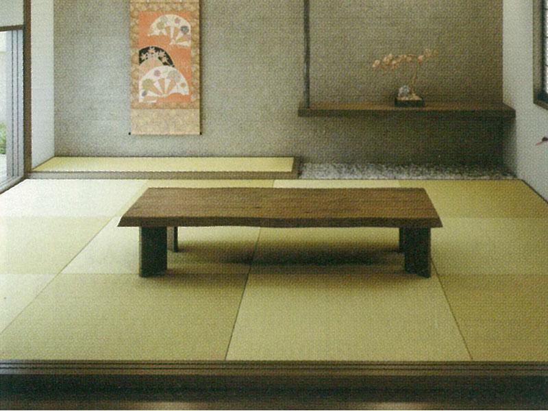 <清流ちゅら>琉球畳のやさしい