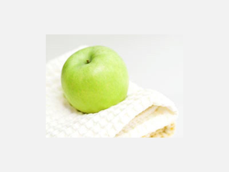 いつまでもリンゴの丸かじりができる健康な歯をキープしましょう