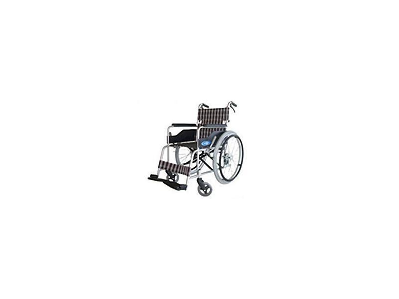 アルミ自走式車いす 低床タイプ