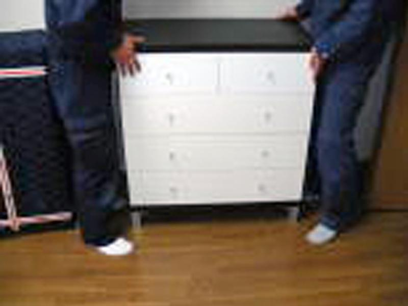 家具類梱包