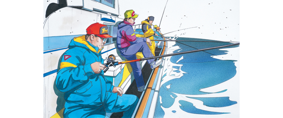 石巻市 釣船 釣餌店 釣具店 ますのつり具店