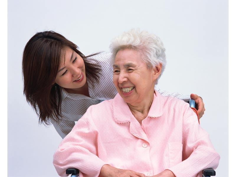 高齢者の方のサポートもお任せください