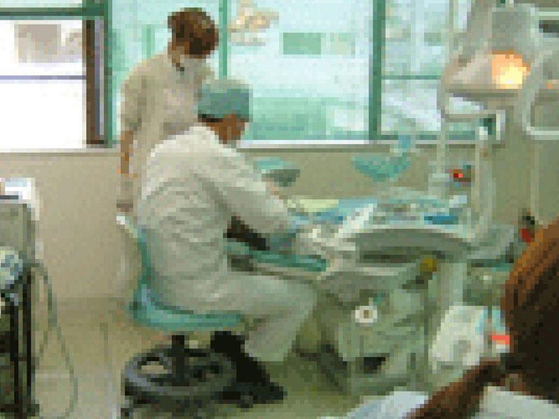 歯科予防指導の実施