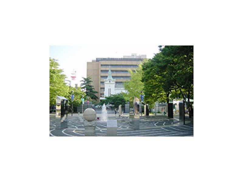 横浜開港広場