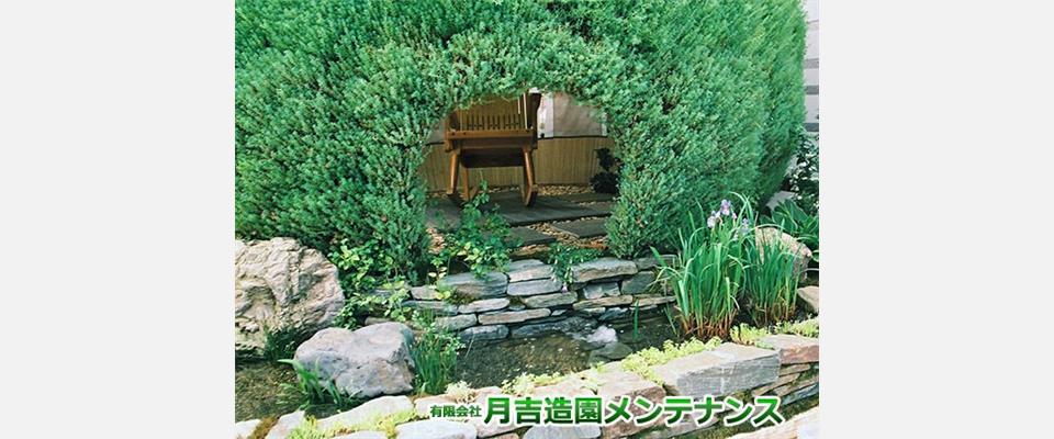 造園・庭・ガーデニングのお手入れは植木の専門スタッ