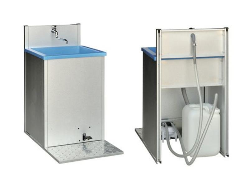 手洗いユニットポンプ式