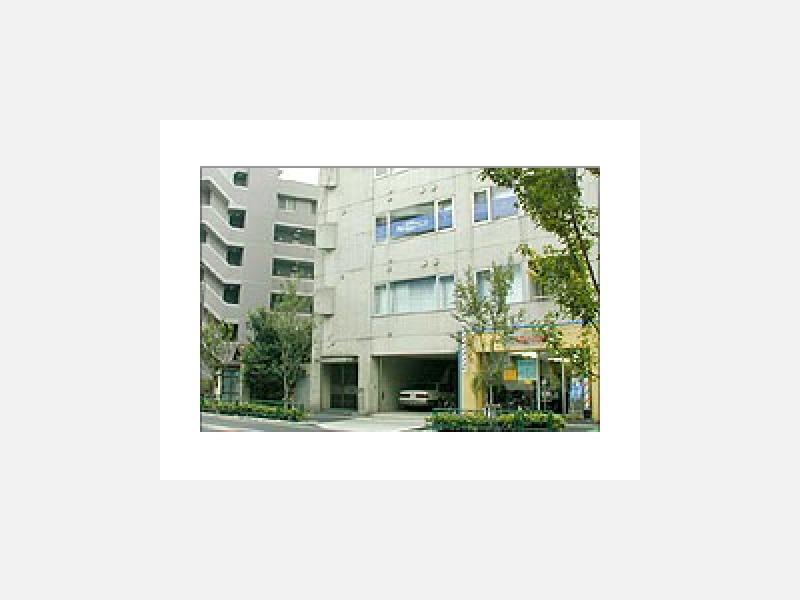 五日市街道を渡ったこのビルの3階です。