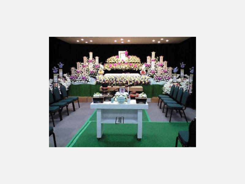 生花祭壇 450,000円(税抜)