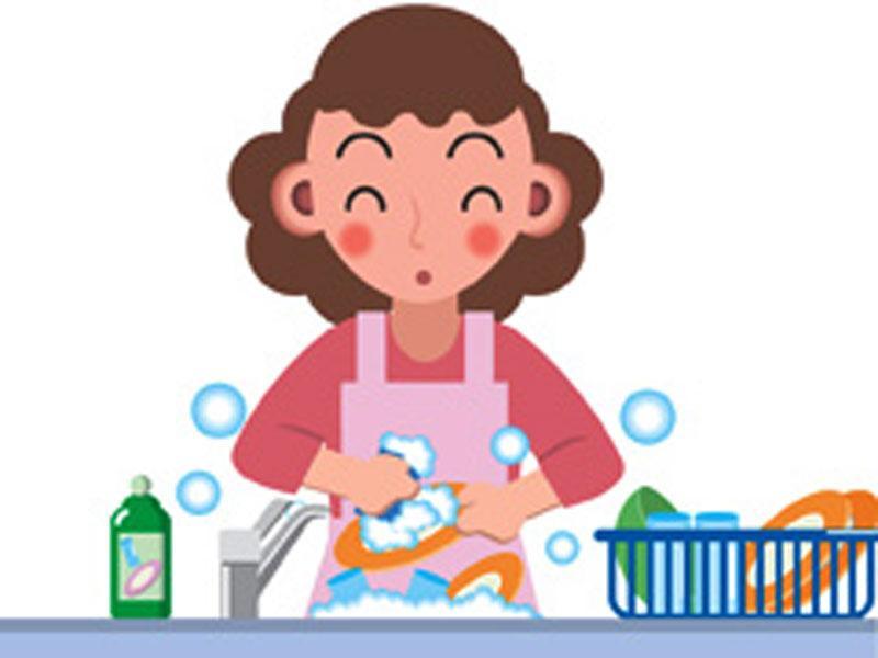 お台所の能率もアップ