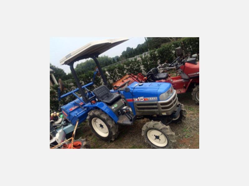 壊れている農機具も買取りできます。