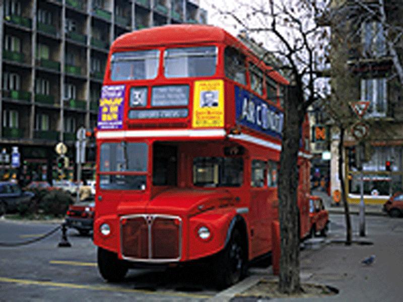 交通機関への広告掲載は多くの注目を集めます。