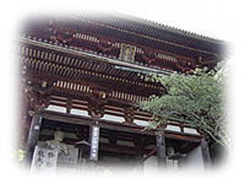 仁王門(国宝)