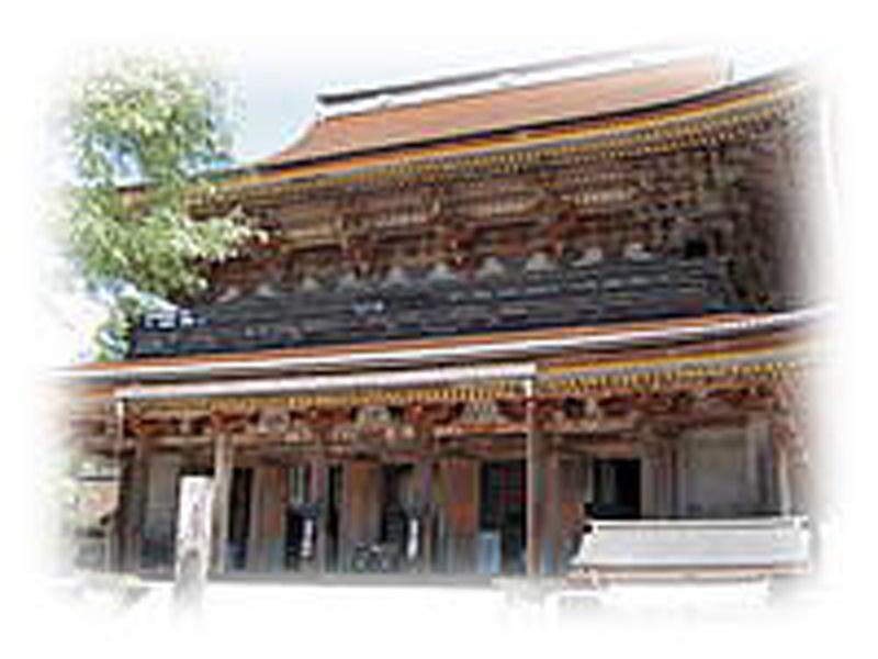 金峯山寺・蔵王堂(国宝)