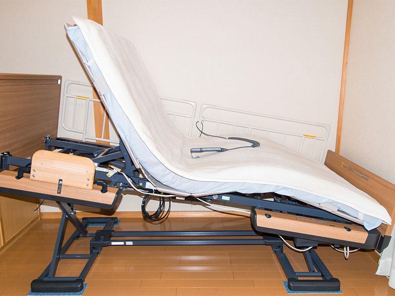 介護ベットなどの重量物運搬