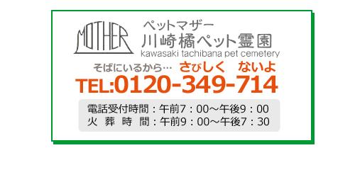 川崎橘ペット霊園ロゴ