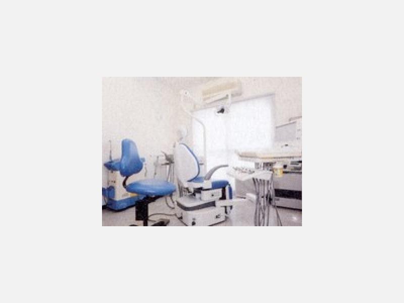 患者のプライバシーに配慮した治療室