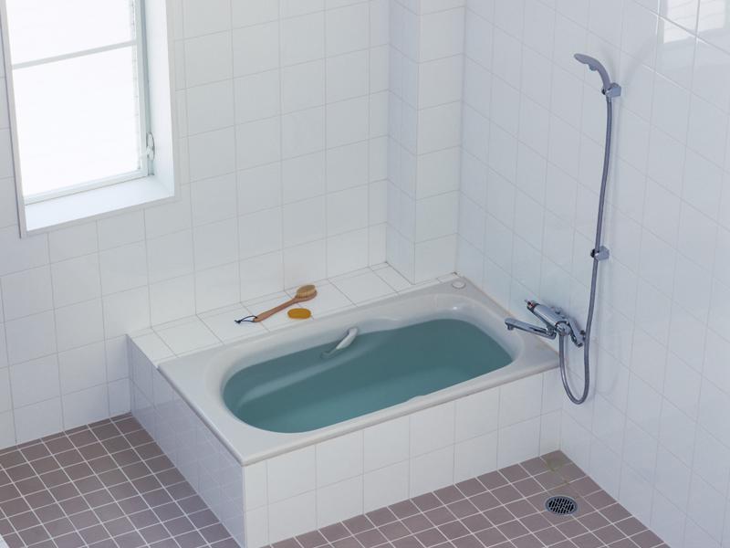 ◆冷めにくいお風呂に変えて、