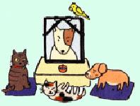 城東動物霊園ロゴ
