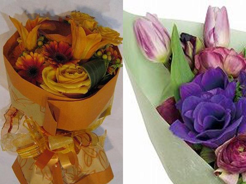 様々なご用途にお応えする花束をお作り致します