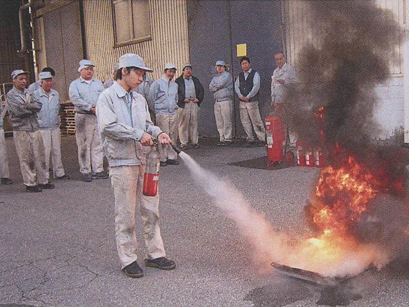 草加市・三郷市・越谷市の消火設備、避難器具防犯カメラ