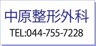 中原整形外科ロゴ