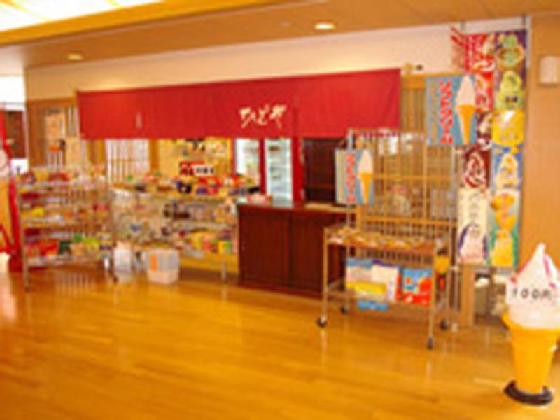 売店「かどや」ソフトクリームの販売をはじめました!