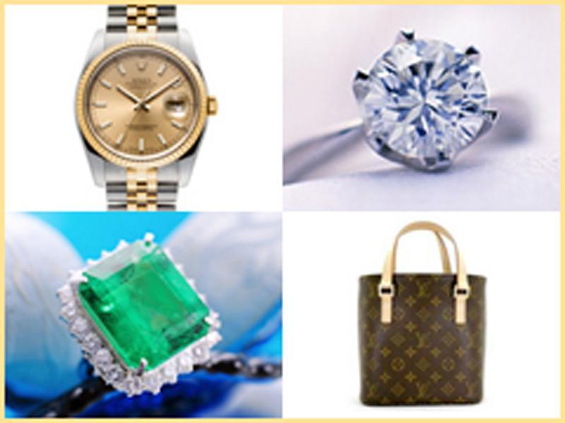 山形市の村山質店は時計、貴金属、ブランド品等取扱い