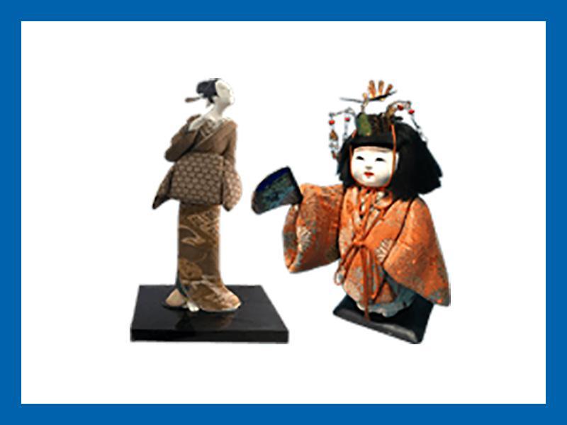 日本人形買取、民芸人形を高価買取いたします。