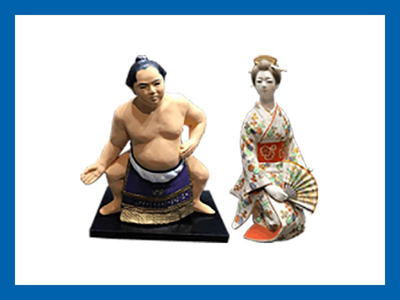 博多人形買取、美人物・古博多などを高価買取いたします。