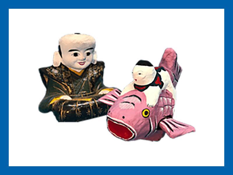 郷土玩具買取、郷土人形を高価買取いたします