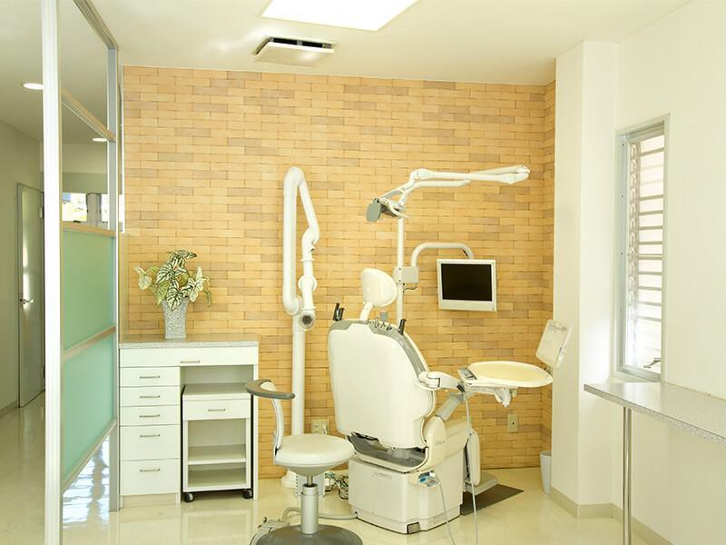 みやべ歯科:診察室です