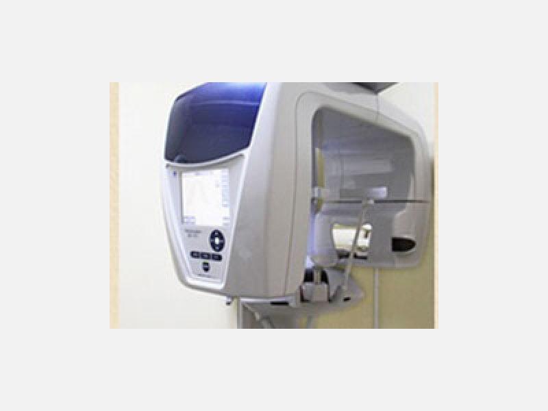 パノラマX線装置(歯医者)