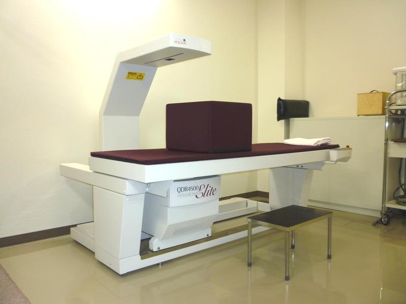 ・骨密度測定装置