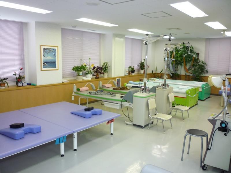 ・リハビリテーション室