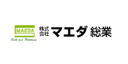 株式会社マエダ総業ロゴ