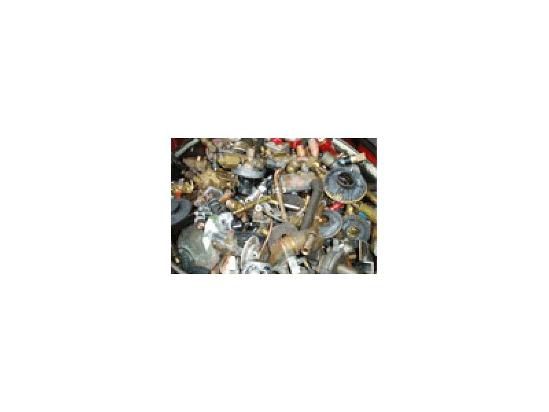 多品種混合金属屑