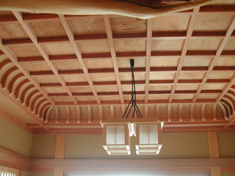 ◆折り上げ天井◆