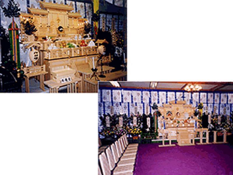 ◆「神葬祭」当社の得意分野の一つです