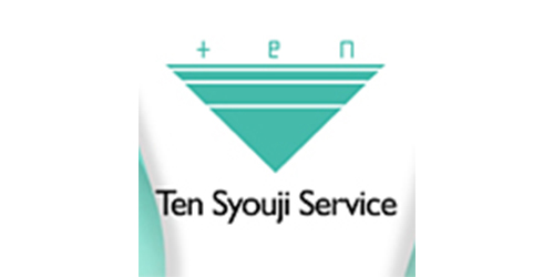 有限会社テン商事サービスロゴ