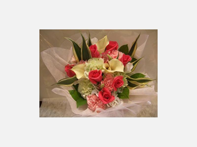 大切な人にお花を贈りましょう♪