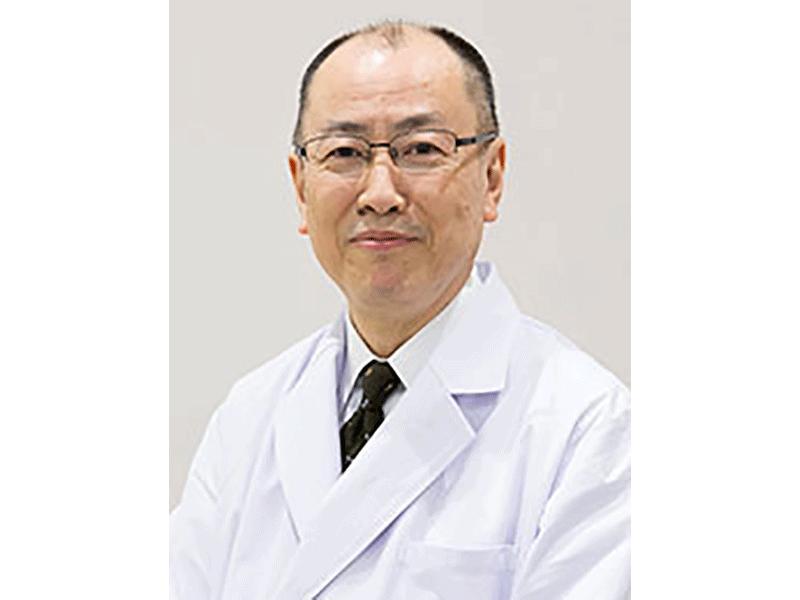 西田 次郎 病院長