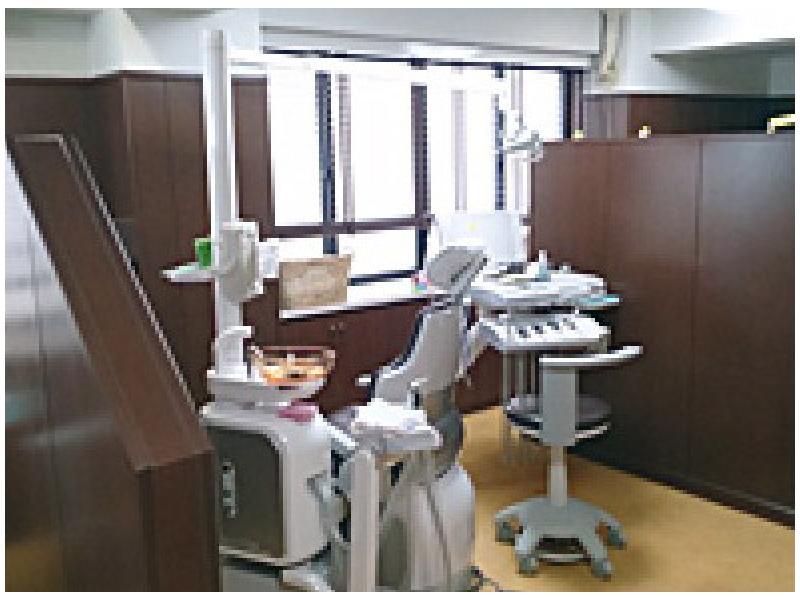 虫歯、根の治療に力を入れています