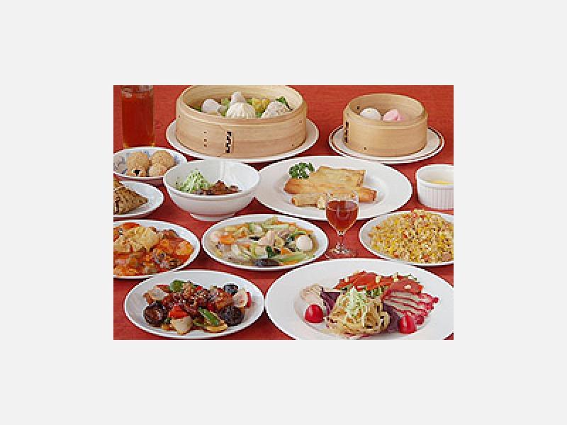 料理:中華 例