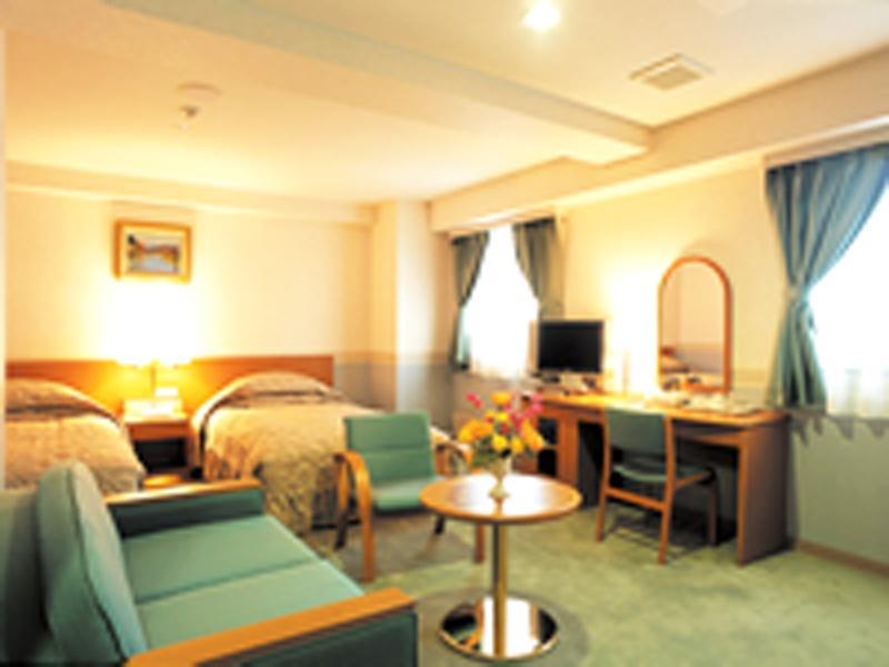 ホテルサンチェリー『デラックスルーム』