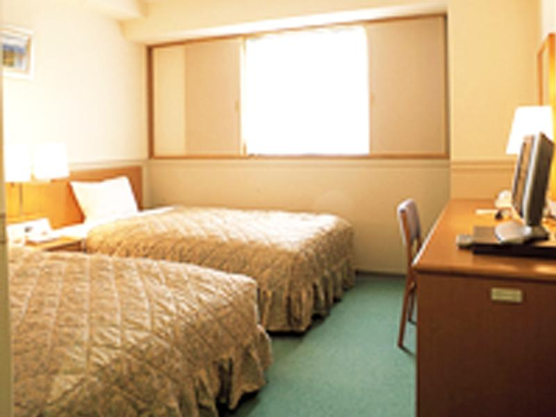 ホテルサンチェリー『ツインルーム』